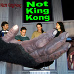 Not King Kong - Cover klein